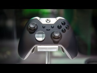Hands-On: Xbox One Elite Wireless Controller