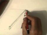 Уроки рисования карандашом. Кое-что о перспективе.