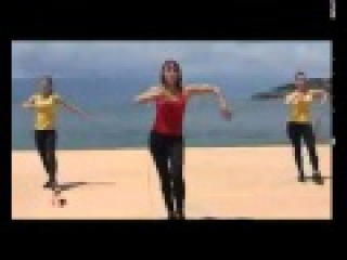 Танцевальная аэробика  Латина  Урок 1