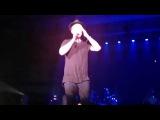 Ryans speech before If I Lose Myself - OneRepublic in Minsk 05/11/14