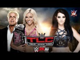 WWE 2K16. Charlotte vs Paige (WWE TLC 2015)