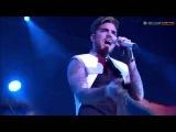 Adam Lambert The Original High Tour at Mercedes Benz Arena Shanghai, China,