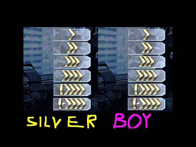 Oczosinko Silver boy cs go