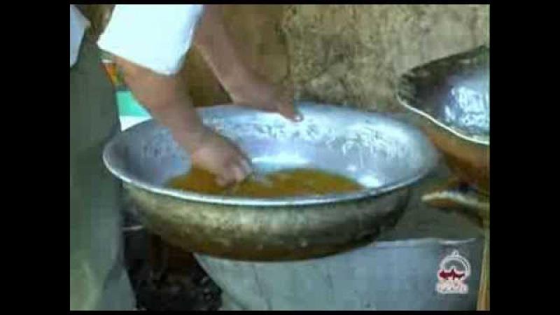 Восточные сладости: Парварда. Национальная узбекская карамель. Как готовят парв...