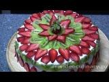 Торт Дамские Пальчики - Рецепт Бабушки Эммы