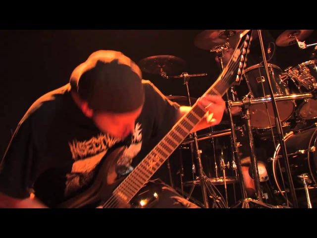 Pighead - Putrefaction Massacre - Live at Rock the Hell 2012