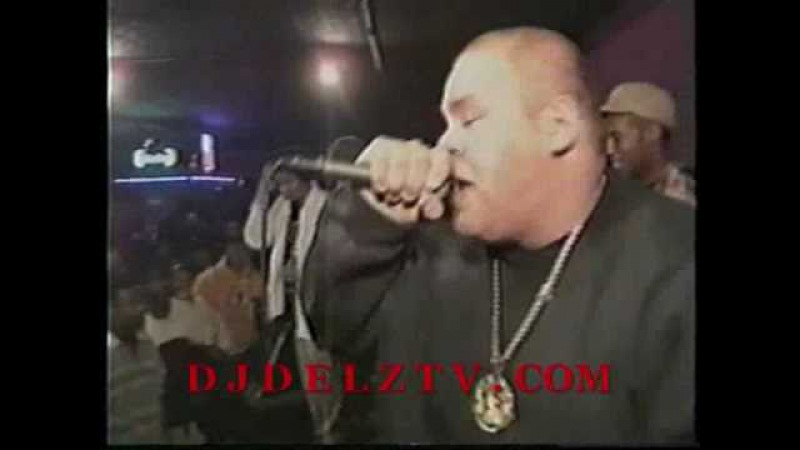 DJ DELZ TV-FAT JOE DITC 1994 BRIDGE IS OVER FREESTYLE
