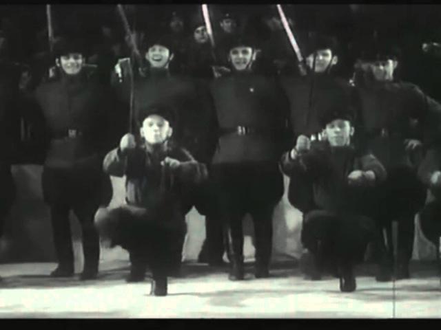 Красноармейская пляска Ансамбль Александрова Русская лезгинка Russian Army Dance Krasnoarmeiskaya