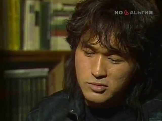 Виктор Цой в передаче До 16 и старше 1988 » Freewka.com - Смотреть онлайн в хорощем качестве