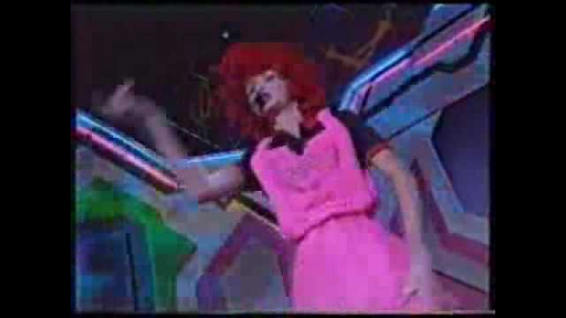 Видео песни Папа, мама, чемодан... - музыкальная группа 90-х годов Президент Амазонка