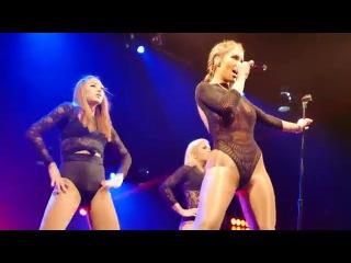 Niykee Heaton - Devil LIVE HD (2015) Los Angeles El Rey Theatre