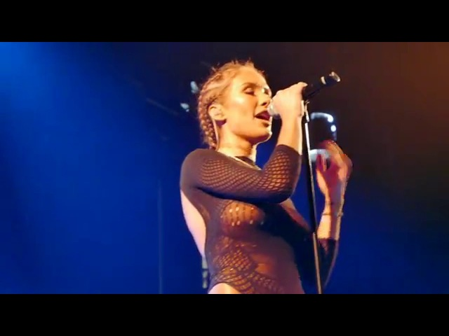 Niykee Heaton - Say Yeah LIVE HD (2015) Los Angeles El Rey Theatre
