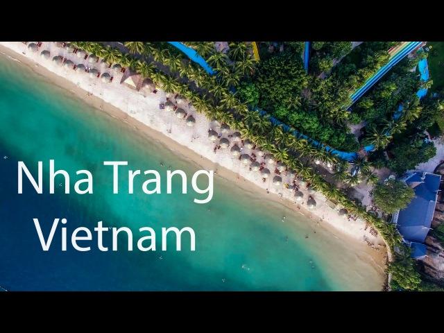 Nha Trang, Vietnam - DJI Phantom 3 Pro