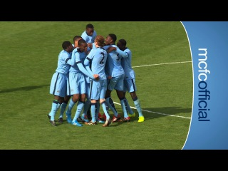 CELINA WONDER GOAL   Liverpool U18 2-4 City U18