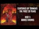 Cannibal Corpse Centuries of Torment DVD 3 Bonus Chunks OFFICIAL