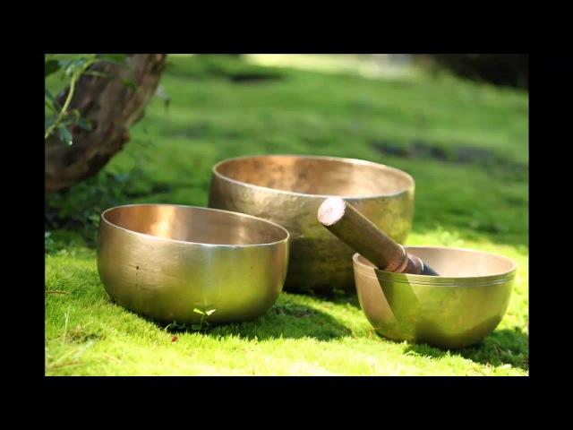 3 Hours Long Tibetan Singing Bowl l Meditation Chakra Healing   Tone G Music   Throat Chakra