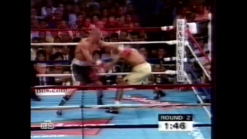 1998-04-25 Roy Jones Jr vs Virgil Hil