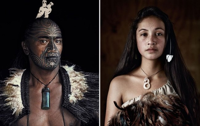 mCHTdO402ck - Шокирующие фото исчезающих племен