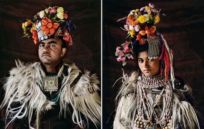9shFYVyCLoY - Шокирующие фото исчезающих племен