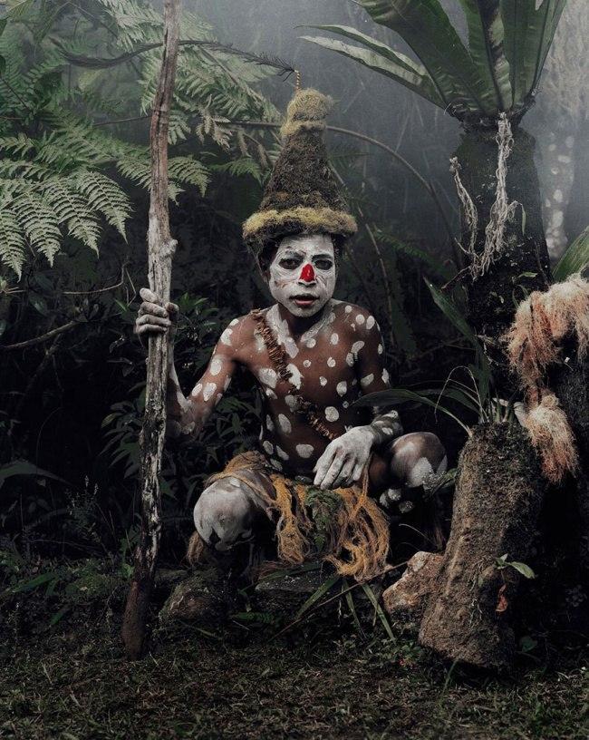 ZSBJ9mjIyjE - Шокирующие фото исчезающих племен