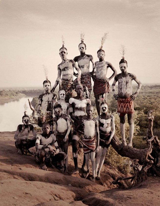 95e4 t65TAM - Шокирующие фото исчезающих племен