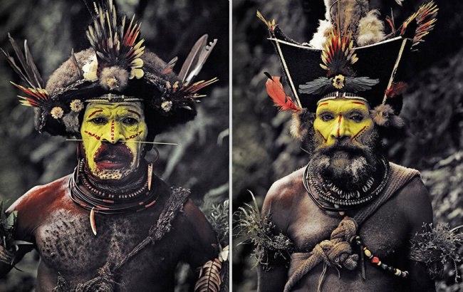 fpWewRwDTzQ - Шокирующие фото исчезающих племен