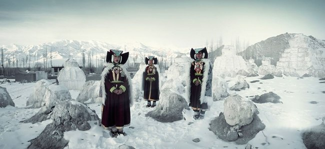 ycsuSjf63FY - Шокирующие фото исчезающих племен