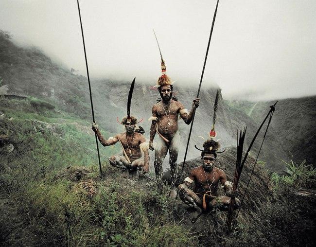 8uhKrXn8krk - Шокирующие фото исчезающих племен