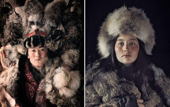 BHGnfq8QtW8 - Шокирующие фото исчезающих племен