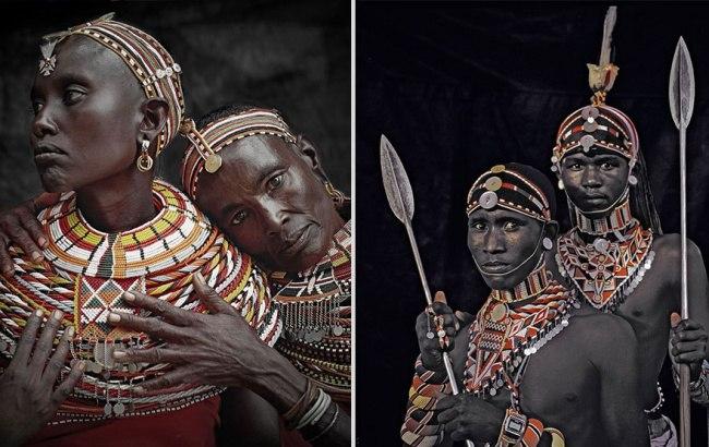 dMT KVx3vws - Шокирующие фото исчезающих племен