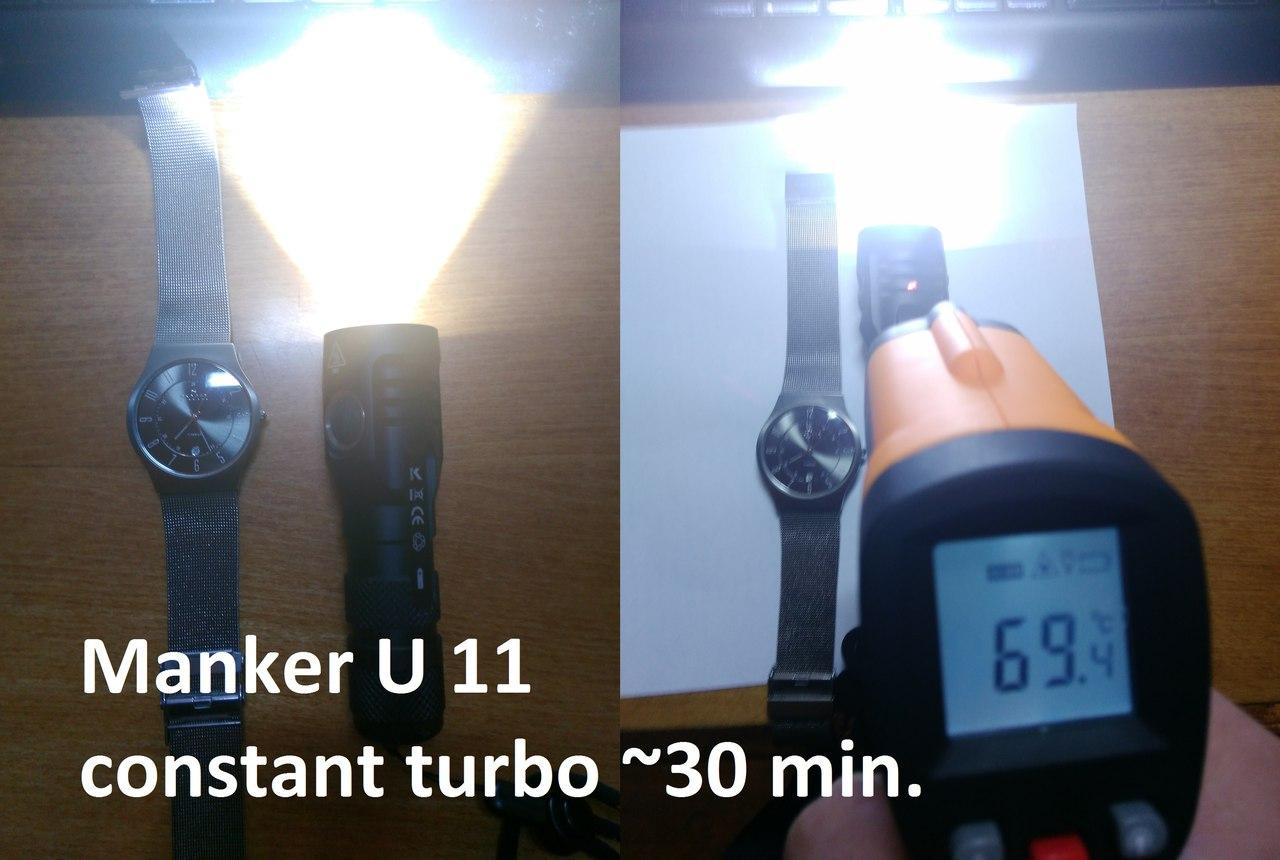 Aliexpress: Manker Quinlan U11 - новая часть моего EDC набора. И трикотаж!