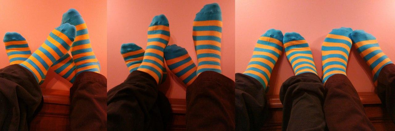 Другие - Украина: Парные и не парные хипстерские носки от Love My Socks