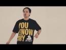 Обучение хип-хоп (hip hop dance tutorial). Видео урок 1