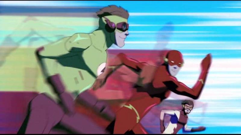 [HD] Young Justice | Юная лига справедливости | Молодая справедливость, s02e20, сезон 2 серия 20