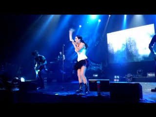Within Temptation (live in Minsk, Belarus 26.10.2015)