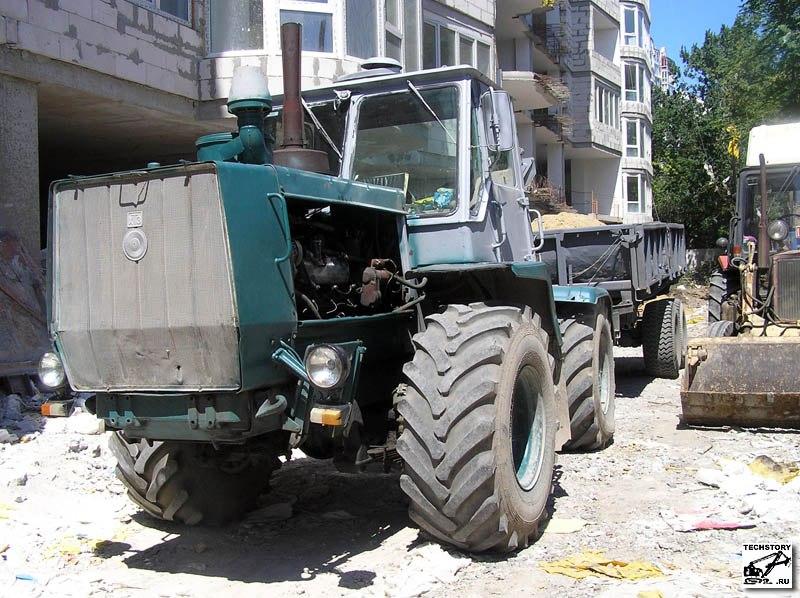 Купить одноосный прицеп для трактора