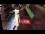 Как правильно складывать подручники. Урок от Нины из Африки