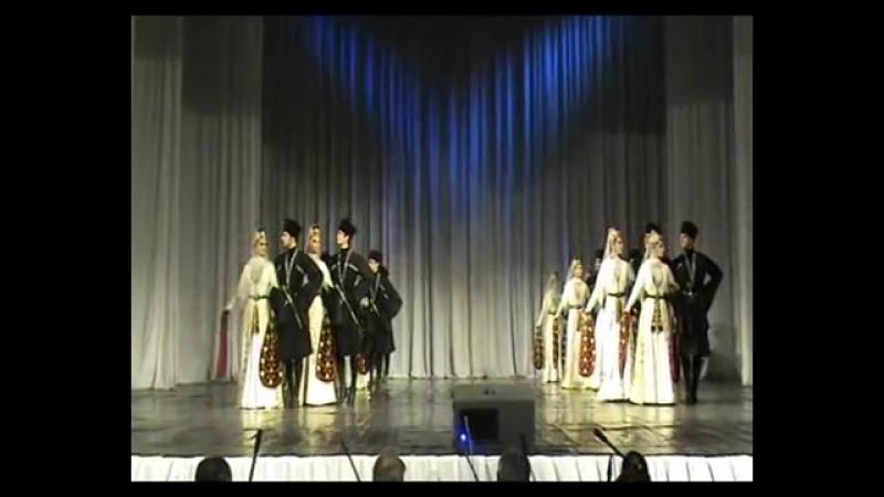Ансамбль «Алан» СИМД 2010