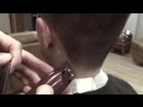 Мужская модельная стрижка