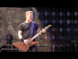 Metallica - Fade To Black (Live Sofia Big Four Concert)