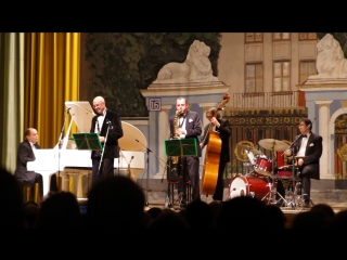 Джаз-бэнд Валерия Киселева в программе