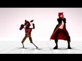 танец фокси