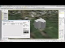 Using 3ds Max Design with Civil 3D - Part 21 - Adding Buildings
