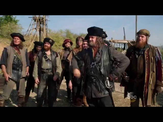 Пиратская Сухопутная из 4 эпизода Галаванта - GladiolusTV