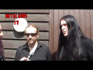 MGTV Episode 44 - Sonisphere 2009: Interview with 'Paradise Lost'