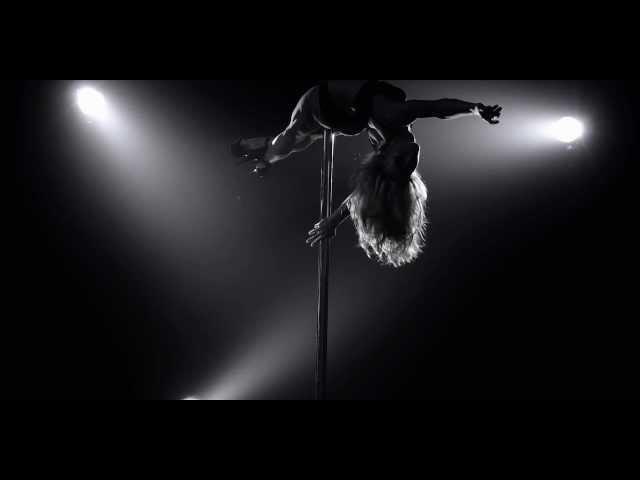 Jenyne Butterfly - pole hoop HD - Music