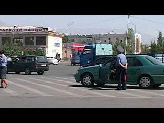 Уже вторые сутки Таджикистан находится на осадном положении - Первый канал