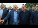 Владимир Путин встретился в Крыму с Сильвио Берлускони, находящимся в РФ с частным визитом - Первый канал