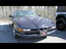 1995 BMW 840CI Start Up Exhaust and In Depth Tour