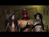 Deadpool [5] ТОЛПА ГОЛЫХ ФАНАТОК!!!!
